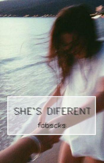 she's diferent | D.O.
