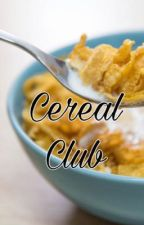 Cereal Club Book by _-TheCerealGoddess-_