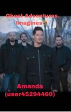 Ghost Adventures Imagines👫 by user45294460