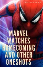 Peter's school watches Homecoming and other Oneshots by LoveBug0011