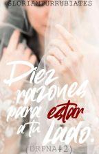 DIEZ RAZONES PARA ESTAR A TU LADO(DRPNA #2)|Zabdiel De Jesús. by gloriamturrubiates
