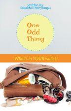 One Odd Thing by Sebakhet_Merytanpu