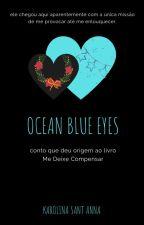 Ocean Blue Eyes by sailorkaa