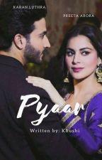 Preeran FF : Pyaar by Itskhushi2409