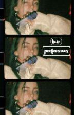 b.e {preferences} by xyourstrulyo