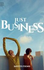 just business ✯ marauders by institutions