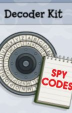 Spy codes by footymoo
