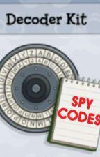 Spy codes by footymoo