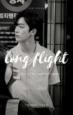 long flight  //  kim yohan by yohanitised