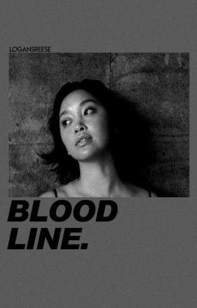 BLOODLINE ! ᵒʳⁱᵍⁱⁿᵃˡ ˢᵗᵒʳʸ by logansreese
