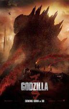 Rise of the Alpha (Godzilla 2014 Male Oc x Godzilla Unleashed)  by Hiroku6999