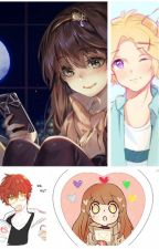 Mystic Messenger Multiverse AU by pixybel