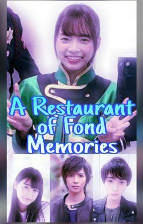 Restaurant of Fond Memories by OOOForever01