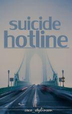 Suicide Hotline by fckinglarry