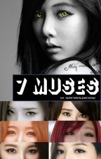 7 Muses (Slowly Editing) by avnslvn