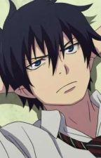 Depressed! Rin x Shima {Blue Exorcist} by StrawberryCheezkake