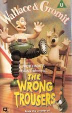 Chicken Run Meets Wallace and Gromit- The Wrong Trousers by studiocfan312