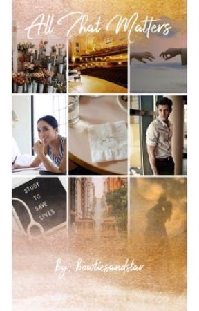 .: All That Matters :. Aaron Tveit by bowtiesandstars_
