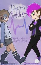 Dorm Buddies {Sanders Sides Fanfiction} {Moxiety} {Logince} by corruptedfile404