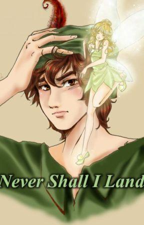 Never Shall I Land by Llisona