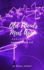 Old friends meet again <3 (Sander sides Magical School au Logic x anxiety) by Rylee_Artz