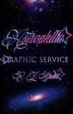 ASTROPHILIA - GRAPHIC SERVICE by ELStarlet