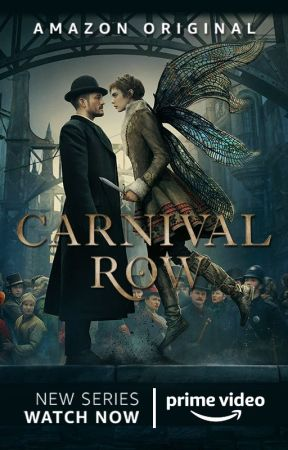 The Carnival Row Short Story Challenge by Fantasy