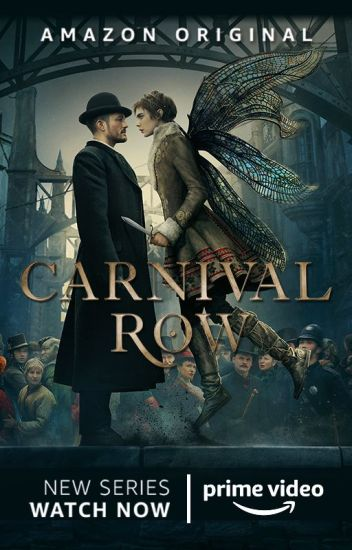 The Carnival Row Short Story Challenge