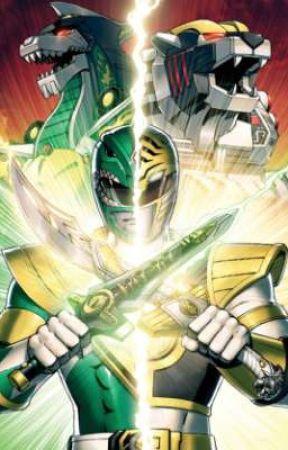 It's Morphin Time!!! - Boku no hero academia x Mighty morphin green ranger. by Dailous