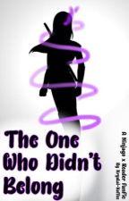 The One Who Didn't Belong (Ninjago x Reader) { ❌ } by Krystal-Koffee