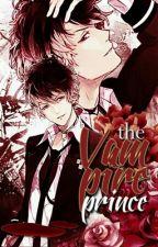 Vampire Prince Season 1 by KnightGirlLexx