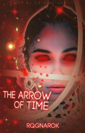 The Arrow of Time; astronomía by rqgnarok