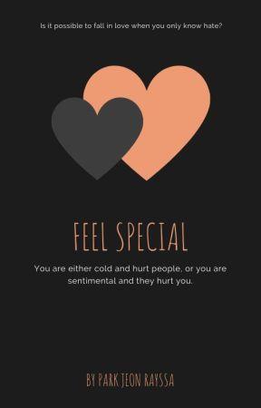 Feel special; Em Hiatus. by RayssaSilva974