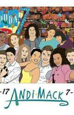 Random Andi Mack Stuff by Liberty69420
