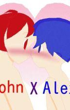 || john x alex ||   by Meneerth