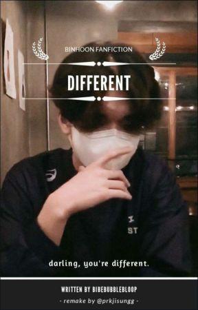 Different [18+] || BINHOON VER. by mongkeylord