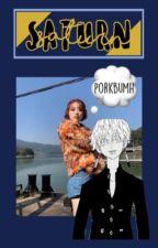 saturn ♡ stray kids by porkbumh