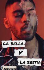 LA BELLA Y LA BESTIA 2º.Zayn Malik by catajaramilloleonn