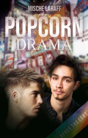 Popcorn Drama  by Mischeff