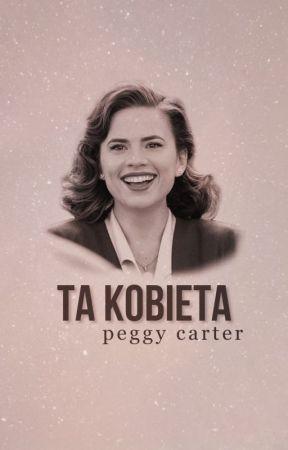 ta kobieta; PEGGY CARTER by PannaFoller