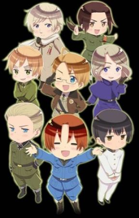 Hetalia x reader and country x country - Big brother japan x