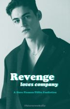 Revenge Loves Company // Hero Fiennes-Tiffin by kiararosekelly