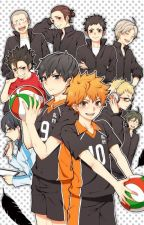 Haikyuu One Shots by KillLaKillua