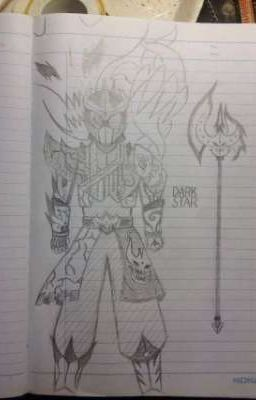 Đọc truyện Kamen Rider Dark Star 2: The Extra Story