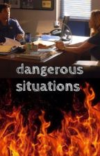 Dangerous situations by Ericandtamiforever