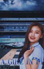──A Girl in F1 by chaeoryz
