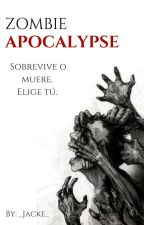 Zombie Apocalypse © by _Jacke_