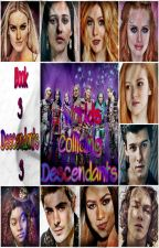 WC Descendants (Book 3) Descendants 3 by heartofice97