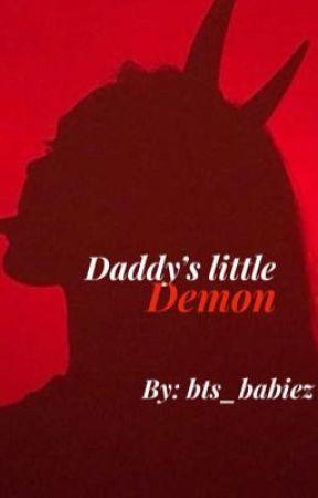Daddy's little demon  by bts_babiez