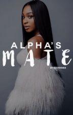 The Alpha's Mate by szasdoves